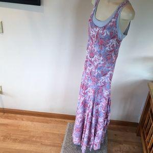 Lauren jeans company LRL  2 part dress 100% cotton